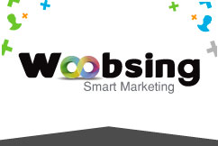 smart marketing, logo woobsing, mercadeo digital