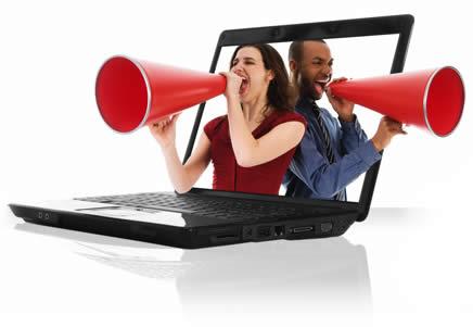 La publicidad en internet es una forma rápida y segura del incremento de sus ingresos