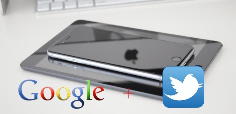Google anuncia que utilizará a Twitter para que aparezcan más búsquedas de lo que la gente busca