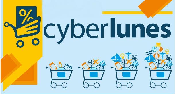 El cyberlunes sirve para que las personas puedan comprar productos y servicios online