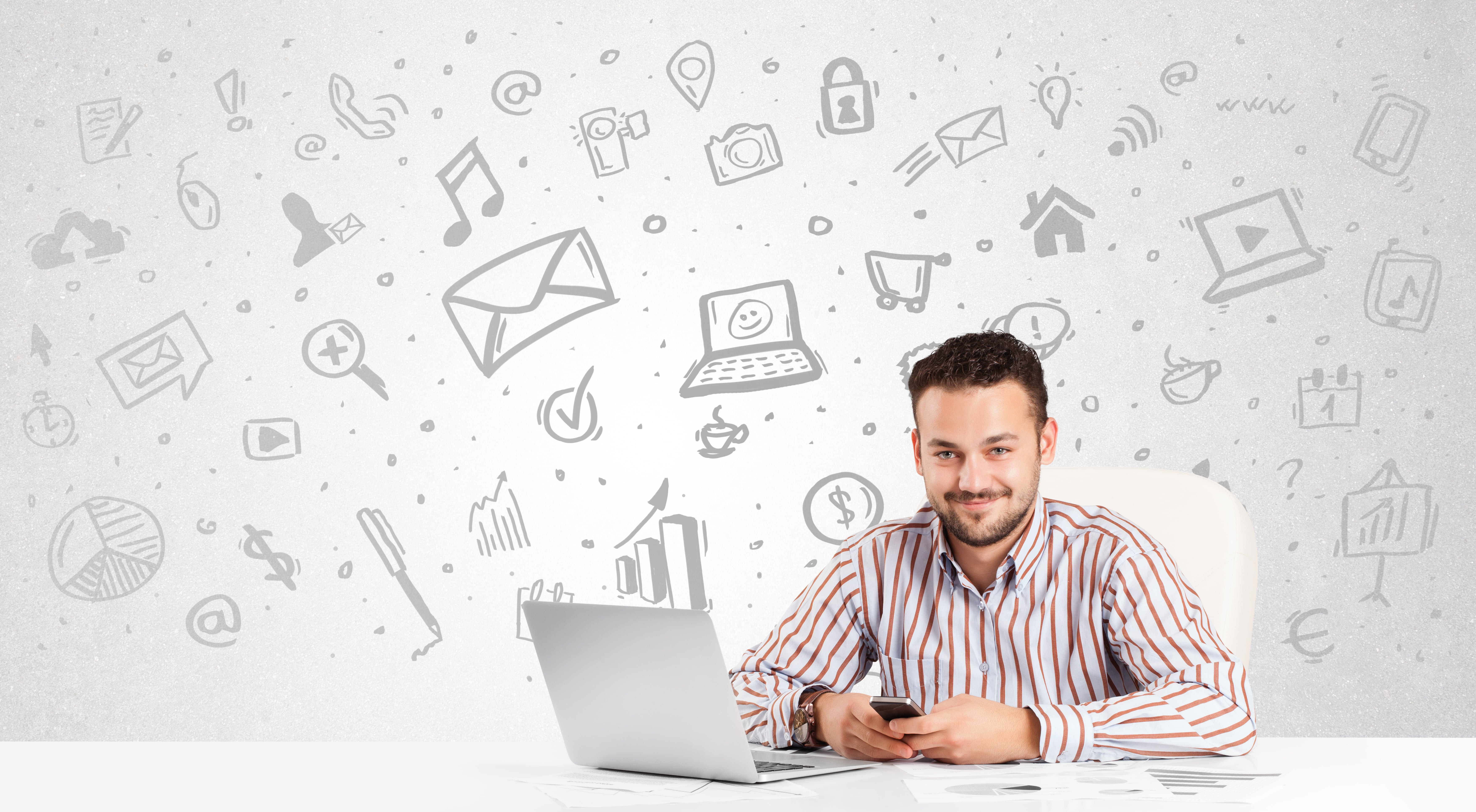 marketing digital, estrategia online, aumento de clientes, ganar visibilidad, aparecer primero en google, aumentar oportunidades de negocio, woobsing