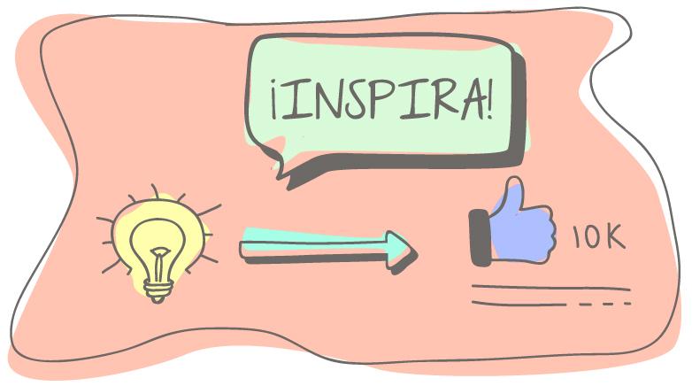 Inspiración Una Clave Para Generar Tráfico Orgánico