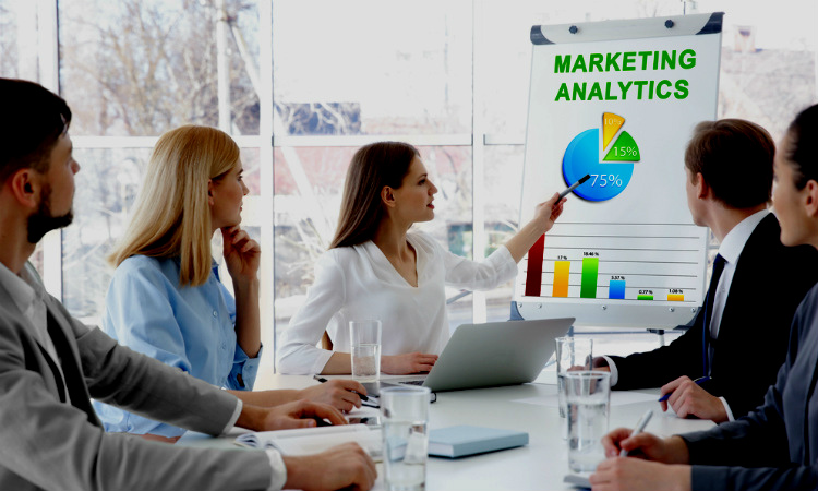 Procesos y técnicas del Marketing Analytics